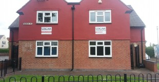 Our HQ - Supported by Derby Homes Limited