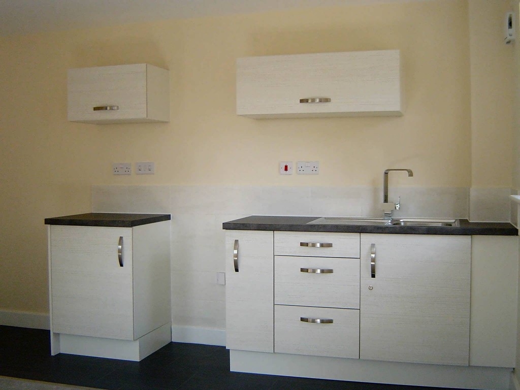Kitchen in 2 bed